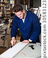 Man workshop plank 30583123