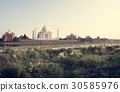 Taj Mahal Ancient Alley Agra Mughal Temple 30585976