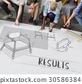 armchair, draft, furniture 30586384