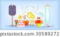 wedding concept vector 30589272