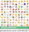 100, tasty, food 30589287