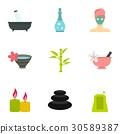 icon, vector, set 30589387