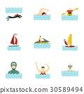 icon vector set 30589494