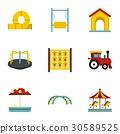 icon, vector, set 30589525