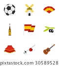 icon, vector, set 30589528