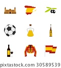 icon, vector, set 30589539
