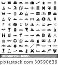 100, shipping, set 30590639