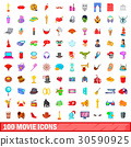 100 movie icons 30590925