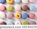 과자, 사탕, 마카롱 30594039