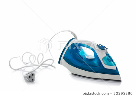 Steam iron. Electrical iron. 30595296