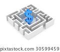 미로, 달러, 미국돈 30599459