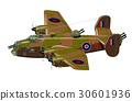 vector, cartoon, bomb 30601936