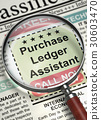 Purchase Ledger Assistant Join Our Team. 3D. 30603470