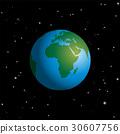地球仪 球体 非洲 30607756