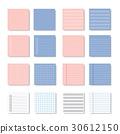 memo paper note variation vector design 30612150