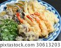tempura, deep, fried 30613203