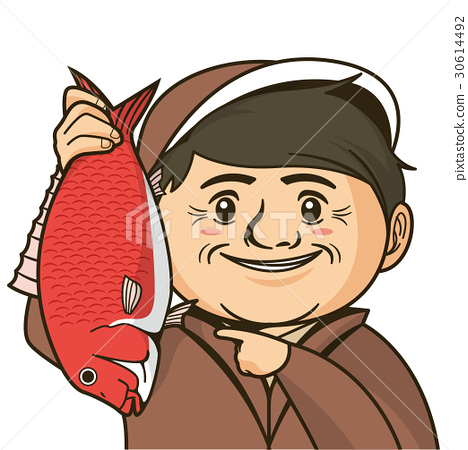 鯛魚 鯛 男人 30614492