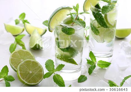 Mojito Summer Cocktail 30616643