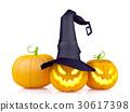 Halloween pumpkin, Jack O'Lantern 30617398