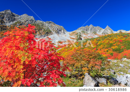 Nagano_Swonderful風景卡爾秋葉 30618986