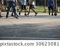 공원, 공공 시설, 레저, 스포츠, 걷기, 채팅, 놀기, 농구, 경쟁, 피트니스, 데이트, 차 만들기, 채팅 30623081