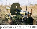 Maxim's Machine Gun Model 1910 30 On A Wheeled 30623309
