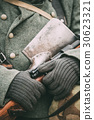 German military ammunition of a German soldier at 30623321