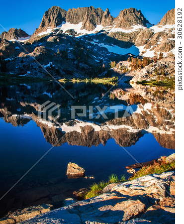 Ansel Adams Wilderness in the Eastern Sierras 30628192