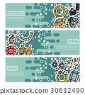 jewelry vector banner 30632490