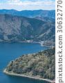 lake, inner lake biwa, bird's-eye view 30632770