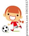 football, soccer, soccer ball 30635637