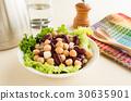 콩 샐러드 콩 샐러드 믹스 빈즈 건강 30635901