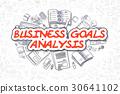 商業 商務 目標 30641102