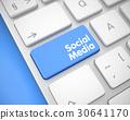 social media keyboard 30641170
