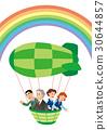 air, balloon, company 30644857
