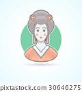 藝妓 日本人 日式 30646275