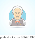 vector, icon, people 30646392