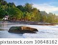 海灘 泰國人 天堂 30648162