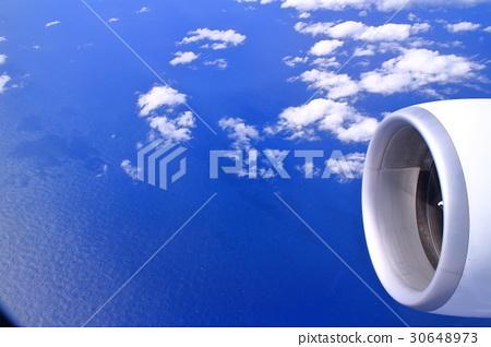 飞机 喷气式飞机 地球 30648973