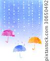umbrella, brolly, rain 30650492