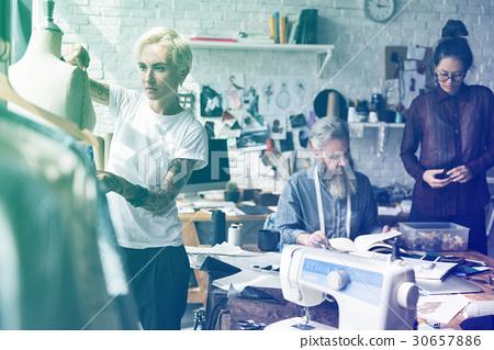 People Fashion Design Mannequin Measurement 30657886