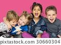 children, friendship, happiness 30660304