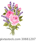 Floral vector background 30661207