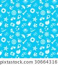 pattern summer vector 30664316