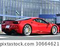 紅色豪華跑車 30664621