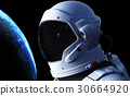 Spaceman in outer space 30664920