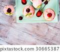 ice, cream, strawberry 30665387