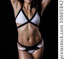 Beautiful body of fitness woman 30665842