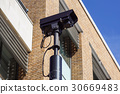 security camera and urban video 30669483