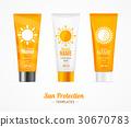 太陽 保護 化妝品 30670783